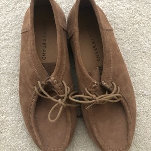 Lucky Brand Shoes - Lucky Brand Acaciah Suede Loafers
